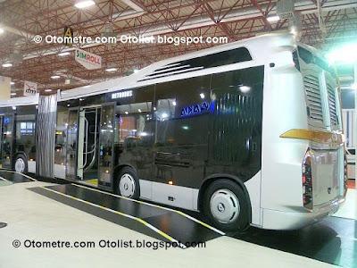 3 vagon 1 metrobüs