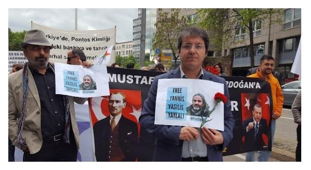 Ας συμπαρασταθούμε στον, Ποντιακής καταγωγής, αγωνιστή Γιάννη-Βασίλη Γιαϊλαλί, ενάντια στην Τουρκική βία