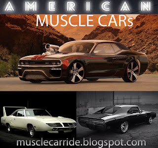 American Muscle Car Become King of the Street