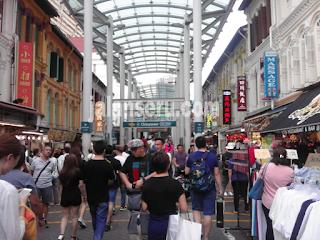 Tempat Belanja Oleh-Oleh Murah Di ChinaTown Singapore