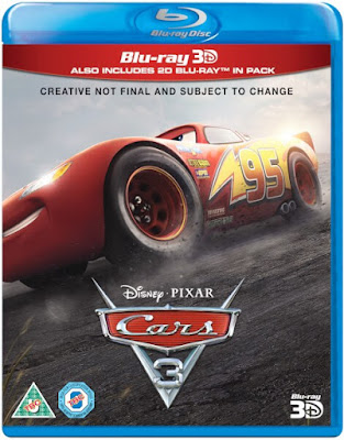 Cars 3 2017 Dual Audio ORG 720p BRRip 500Mb HEVC x265