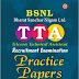 Free Download BSNL JE Part-II Electronics Devices and Circuits Previous Solved Papers, E-Books PDF
