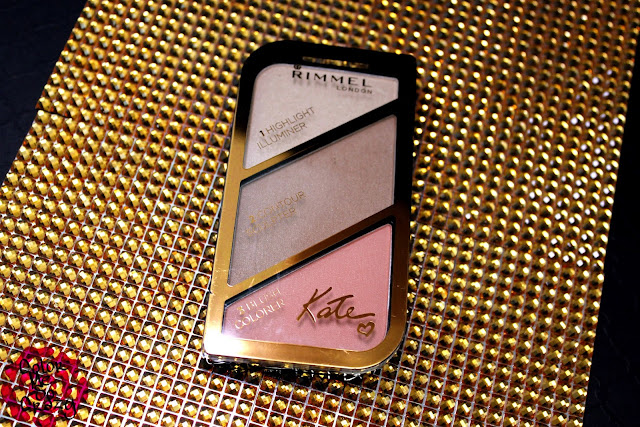 rimmel london, contour, highlight, kate moss, makeup palette, bronzer