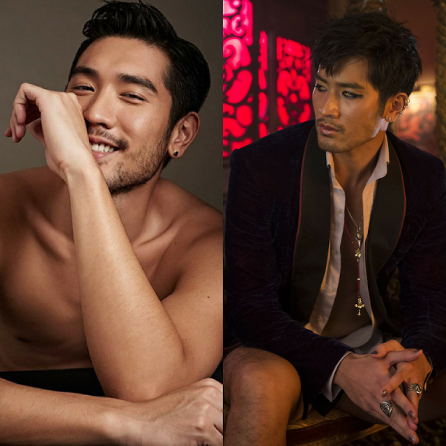 Magnus Bane, Shadowhunters, Intrumentos Mortais, Godfrey Gao, Harry Shum Jr