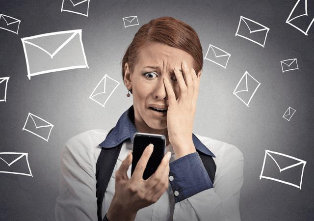 ciri-ciri email spam