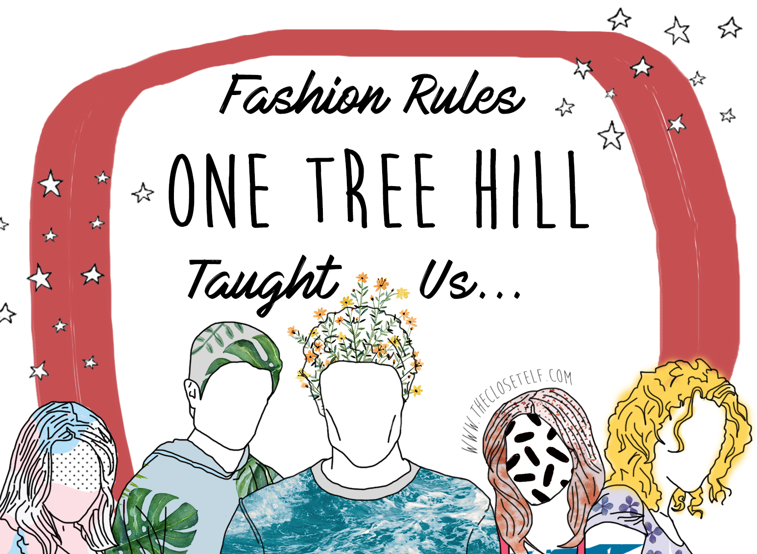 Fashion Rules One Tree Hill Taught Us