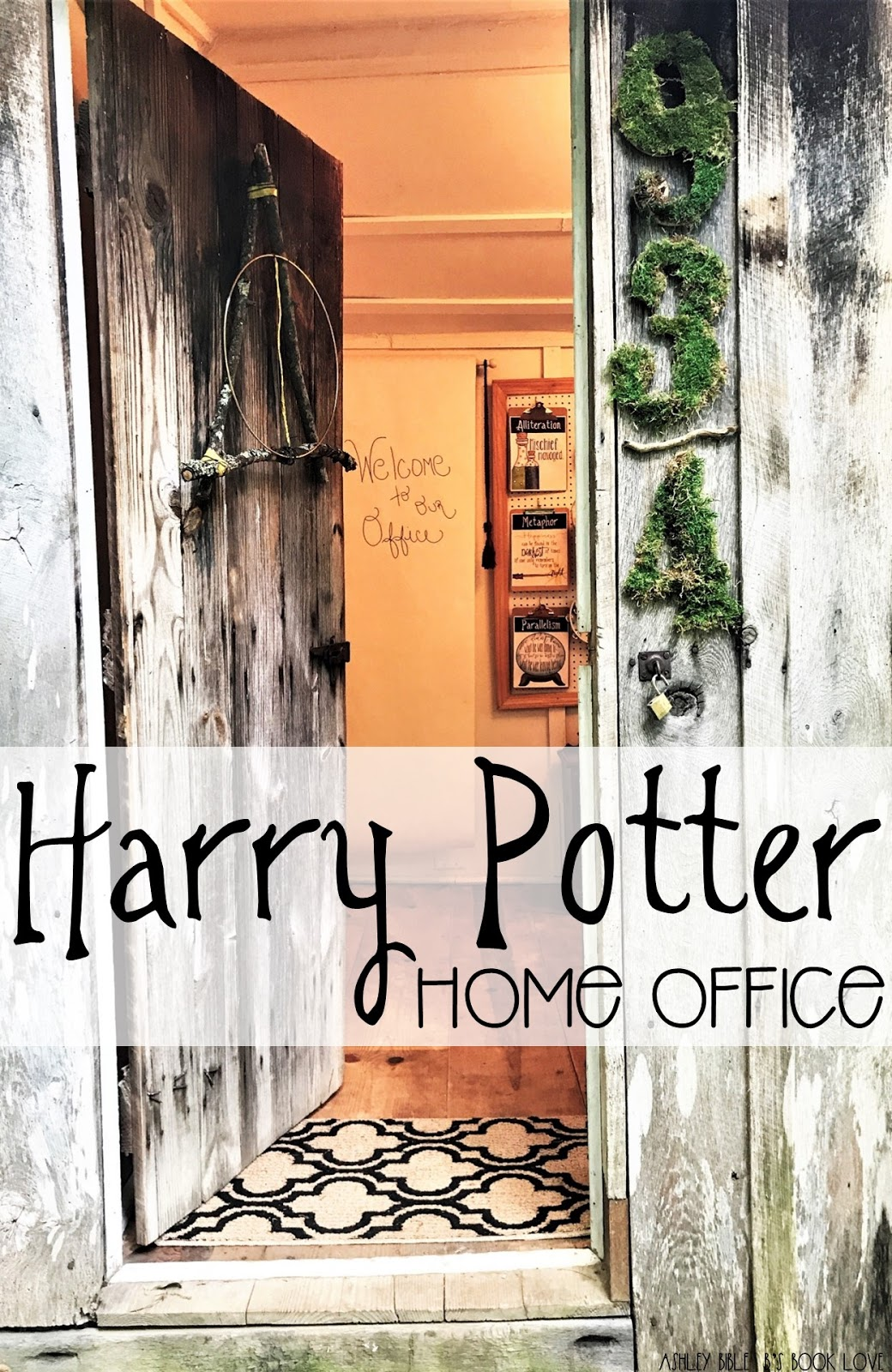 Harry Potter Home Office