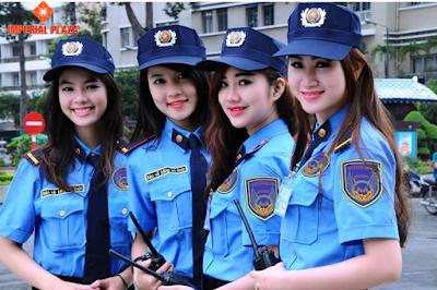 Đội ngũ bảo vệ chuyên nghiệp