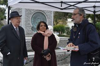 Cementerio Británico Uruguay Fútbol Visitas guiadas