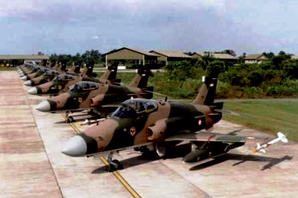 Bae Hwak 209 TNI AU