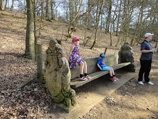 Children at Rushmere Country Park