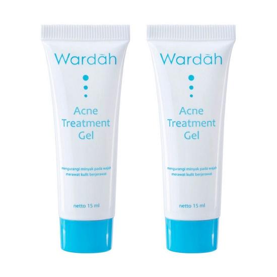 Review dan Harga Wardah Acne Treatment Gel untuk Anda