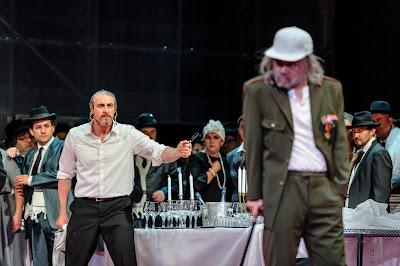 Verdi: Nabucco - Randall Jakobsh, Antonio Yang - Heidenheim Opera Festival (Photo Oliver Vogel)