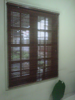 KREEY KAYU / WOODDEN BLINDS