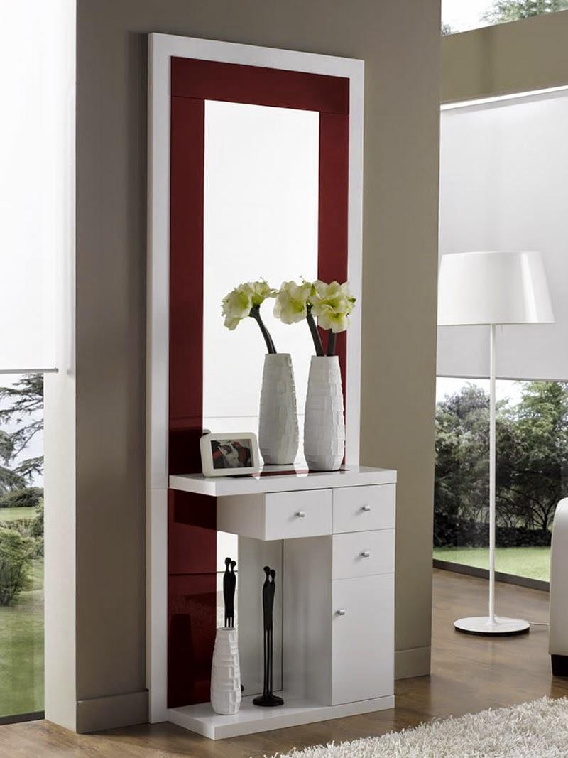 casas cocinas mueble Muebles para pasillos y recibidores