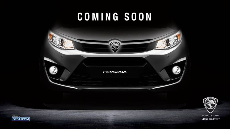 new car release 2016 malaysiaMotoringMalaysiablogspotmy PROTON have started teasing the all