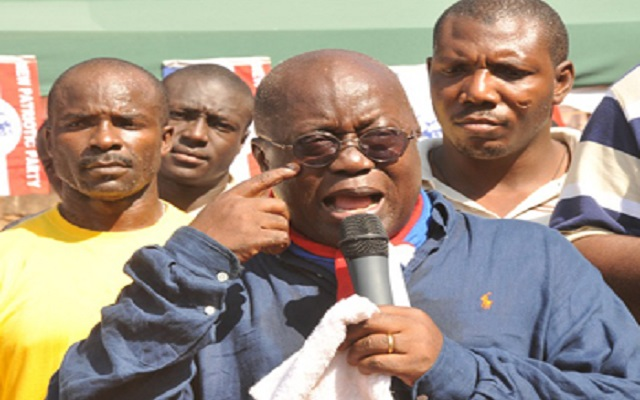 Akufo-Addo, Chief of Staff clash in Volta Region