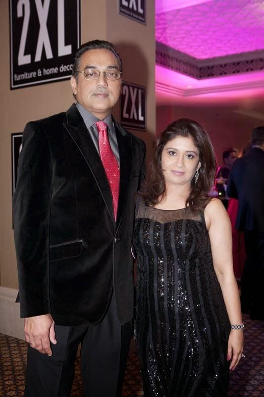 Gurcharan and Manisha Chhabra, Masala! Awards 2014 Photo Gallery