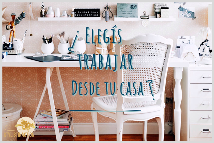 Espacios de trabajo - home office - fuente foto IKEA - post by Stylistinaction