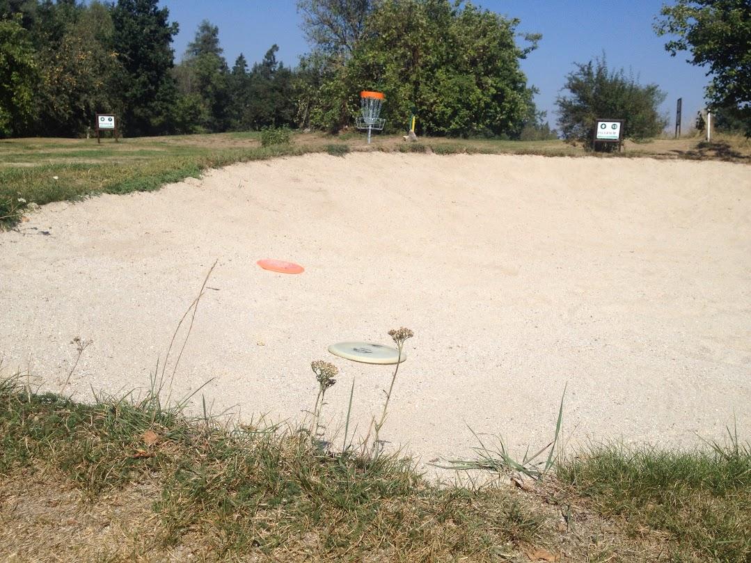 Litschau Disc Golf Parcours
