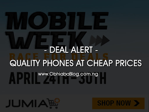 Jumia Mobile Week 2017