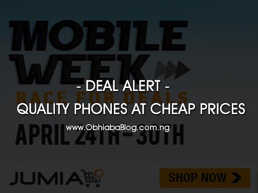 Jumia Mobile Week 2017