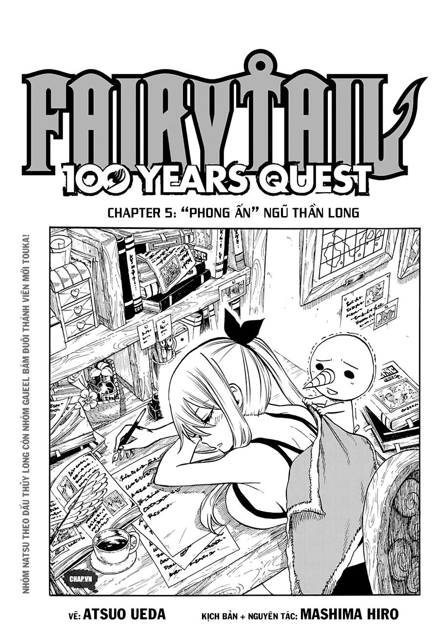 Fairy Tail 100 Years Quest Chap 5 - Truyen.Chap.VN