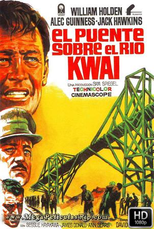 El Puente Sobre El Rio Kwai [1080p] [Latino-Ingles] [MEGA]