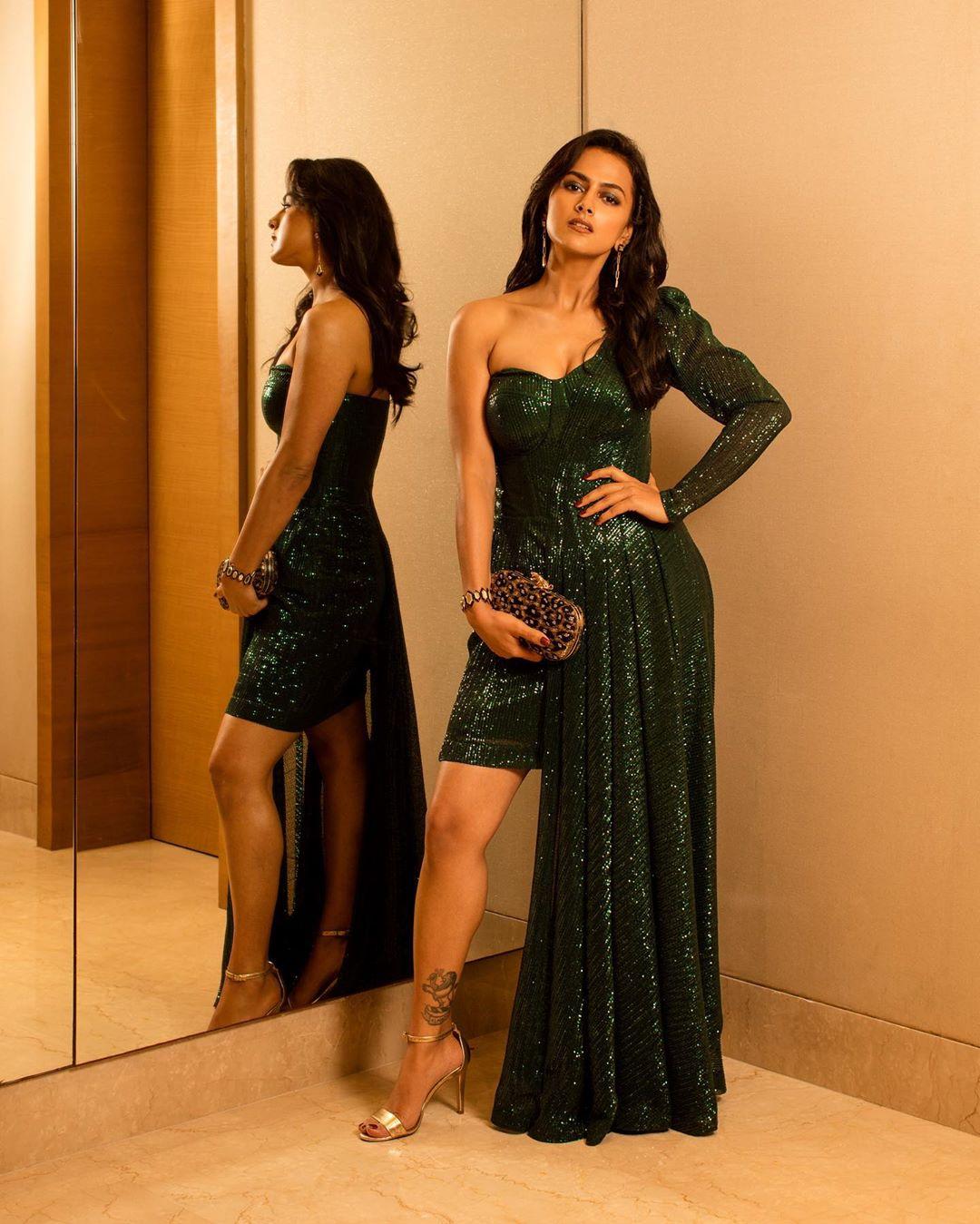 Actress Shraddha Srinath At JFW Movie Awards 2020