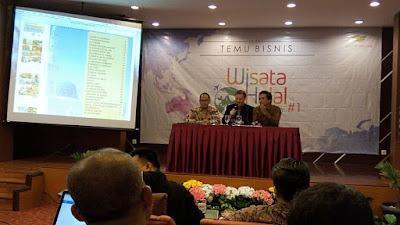Temu Bisnis Wisata Halal International