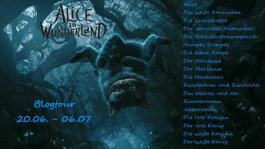Blogtour Alice Im Wunderland Das Weiße Kaninchen