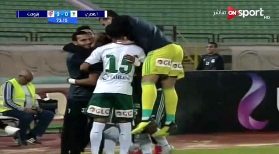 فيديو : المصري البورسعيدي يفوز على بتروجيت بهدف نظيف الاربعاء 30-01-2019 الدوري المصري