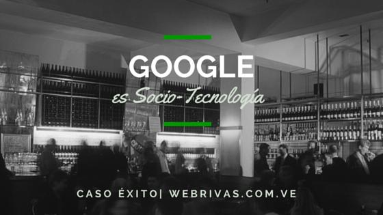 La Socio-tecnología de Google Paradigma Participativo