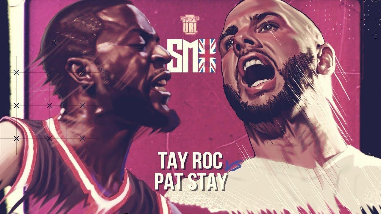 URL Drops Tay Roc vs Pat Stay ~ Hip Hop Slime