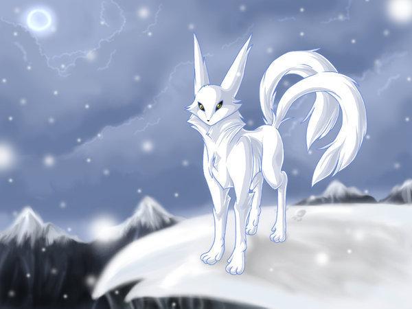 Lendas Orientais: Kitsune
