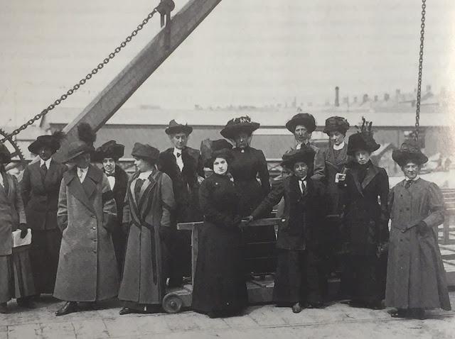 Fur Coat Worn By Titanic Survivor When The Ship Sank Is Up
