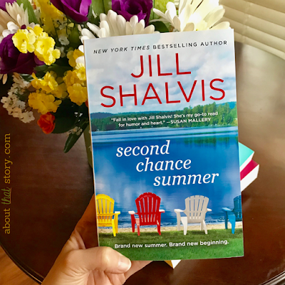 Reissue Spotlight: Second Chance Summer by Jill Shalvis | About That Story