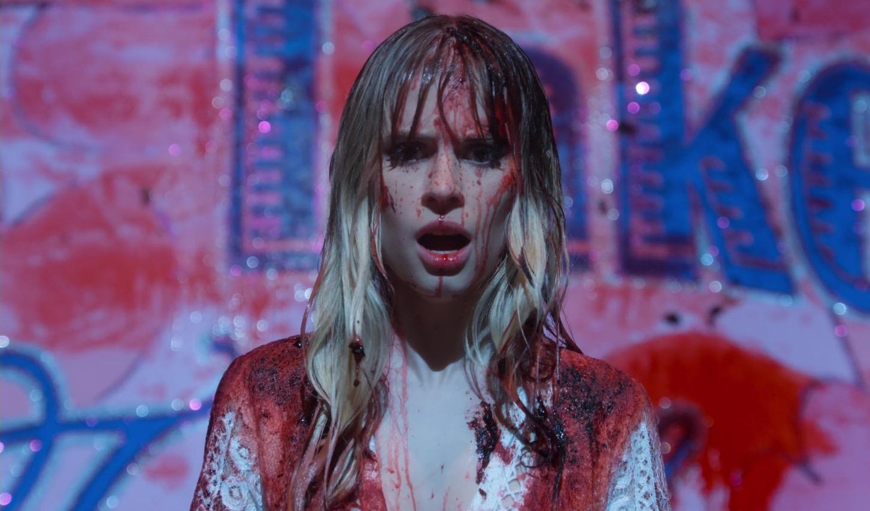 Carlson Young (Brooke Maddox) en Scream