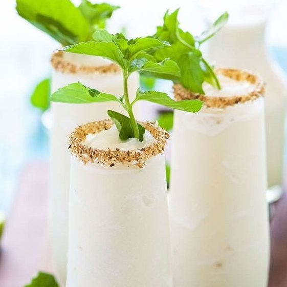 toasted frozen coconut mojito #Mojito #Drink
