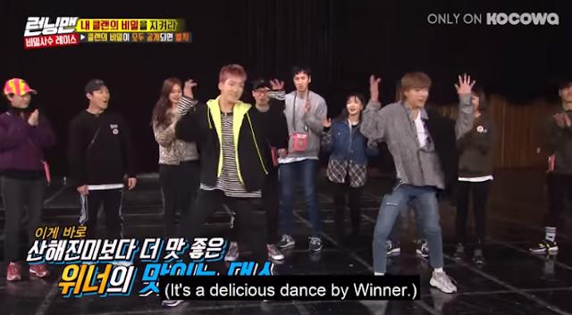 [Eng Sub] WINNER's Kang Seung Yoon And Lee Seung Hoon on Running Man 434