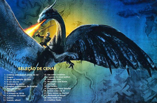 Inside DVD Eragon