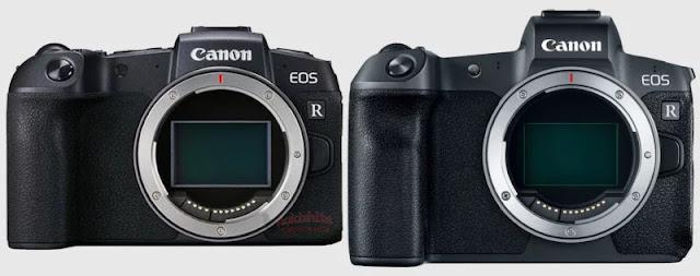 Svelata in anteprima la Canon EOS RP