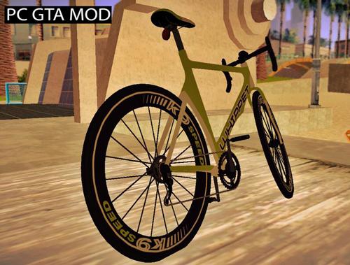 Free Download GTA V Whippet Race Bike V2 Mod for GTA San Andreas.