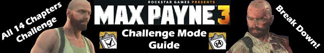 Max Payne 3 - New York Minute Guide/Tips (V2)
