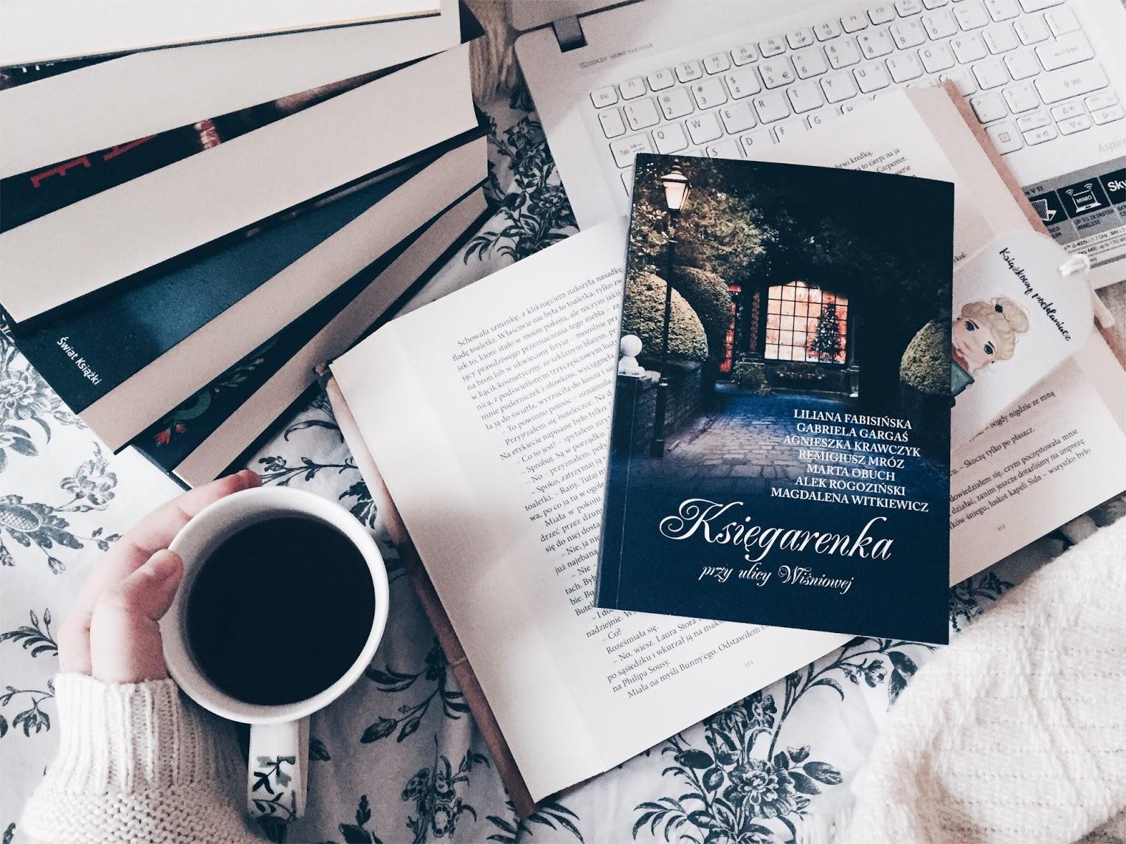 Księgarenka przy ulicy Wiśniowej, zbiór opowiadań