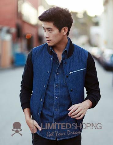 limited shoping sk27 1 jaket denim