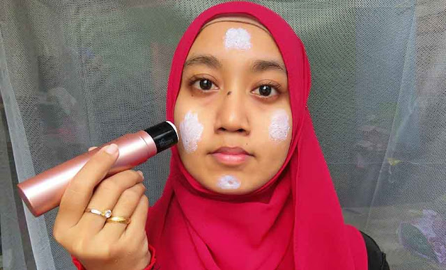 New Face Duo Stick Blackhead dan Chu Chu Tone Up Sun Stick Dari Shekku