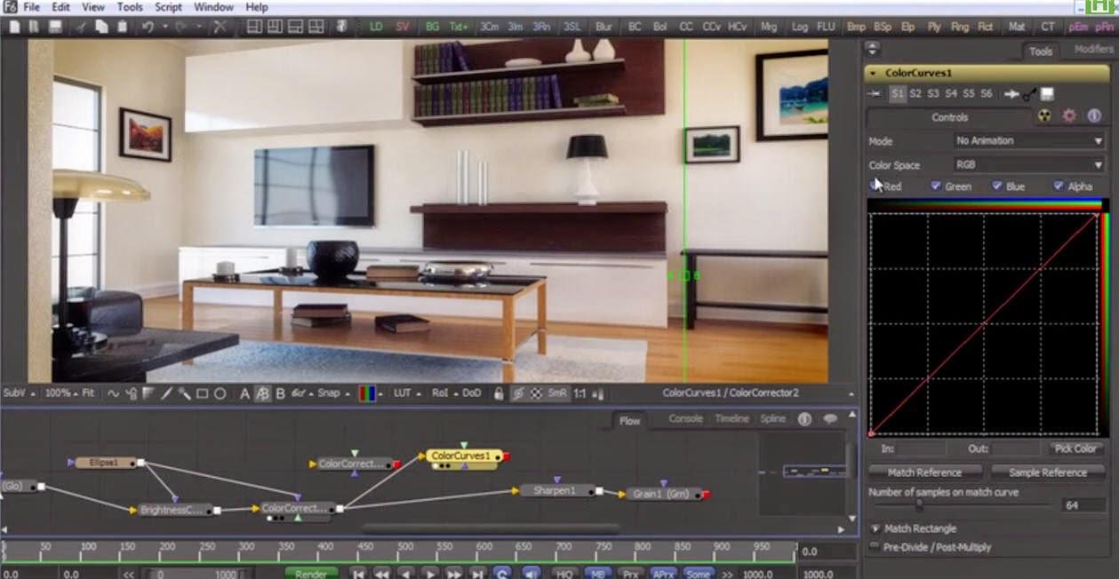 Vray photoreal interior rendering tutorial cg tutorial - 3ds max vray render settings interior ...