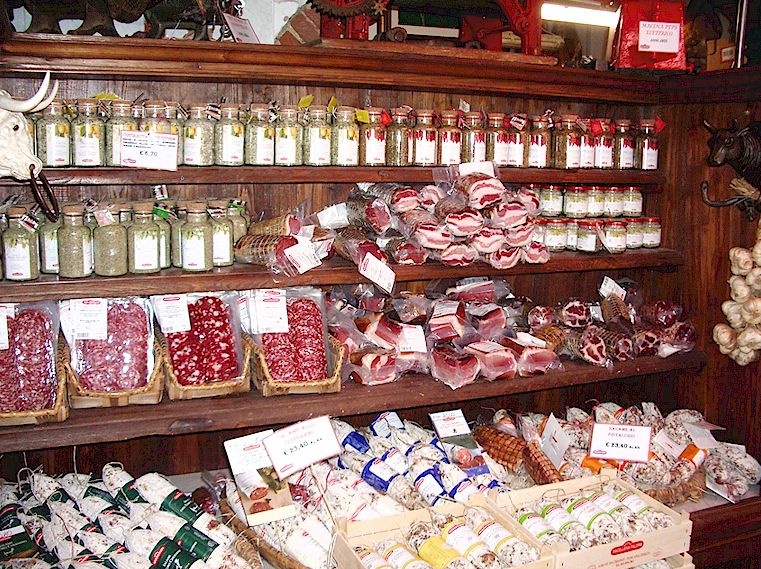 Italian cured meats can now be imported in to the USA
