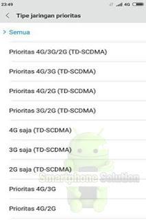 Cara Mengatasi Tidak Ada Sinyal 4G Di Hp Xiaomi